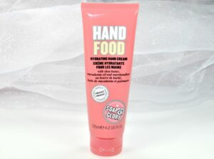 Soap & Glory Hand Food Hand Cream Review 3