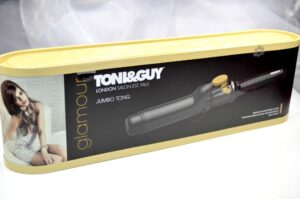 TONI&GUY Glamour Jumbo Tong Review 3