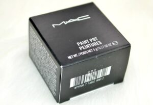 MAC Vintage Selection Pro Longwear Paint Pot Review / Swatches 3