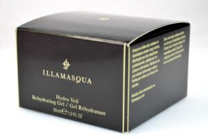Illamasqua Hydra Veil Instant Rehydration Gel Review / Swatches 3