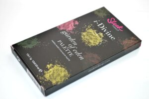 Sleek MakeUP Garden of Eden i-Divine Eyeshadow Palette Review / Swatches 3