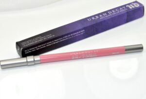 Urban Decay 24/7 Glide-On Long-Wear Lip Pencil in Native Review/Swatches 3
