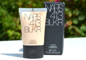 NARS 413 BLKR Illuminator Review and Swatches 3