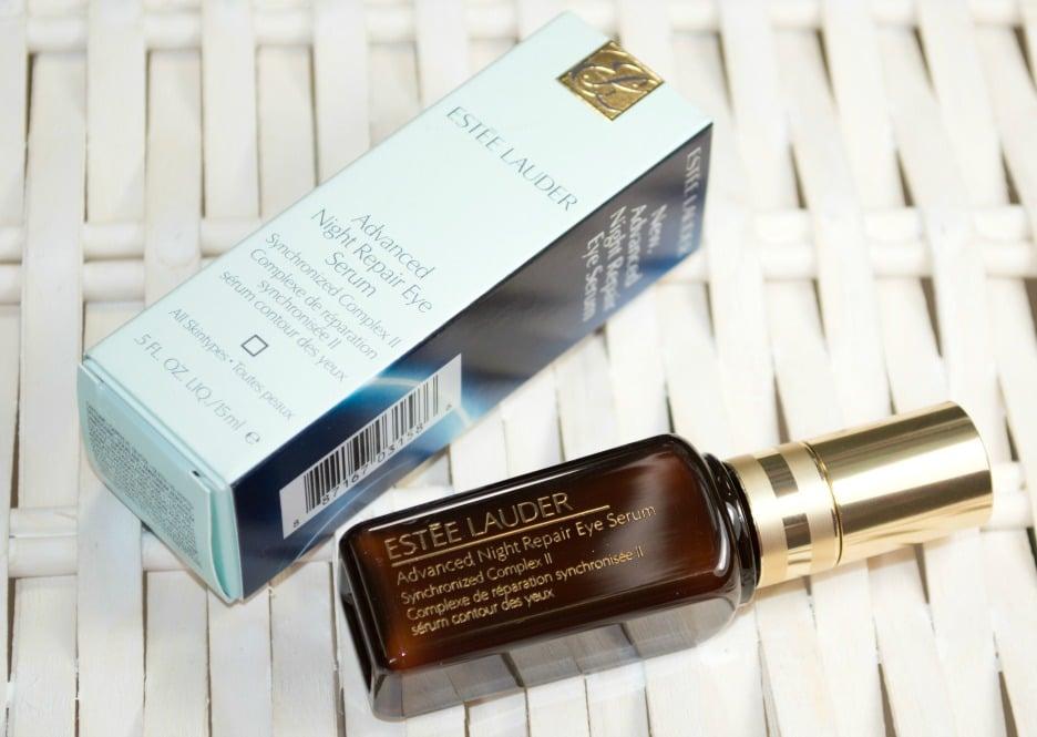 Estée Lauder Advanced Night Repair Eye Serum Review