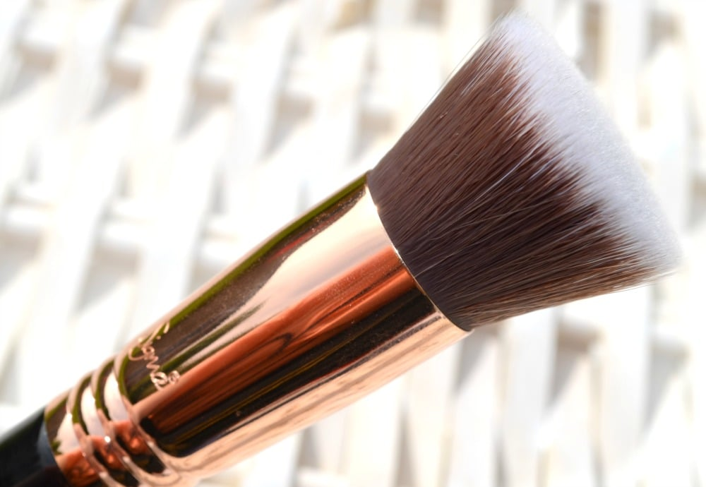 Sigma Limited Edition Copper F80 Flat Kabuki Brush Review