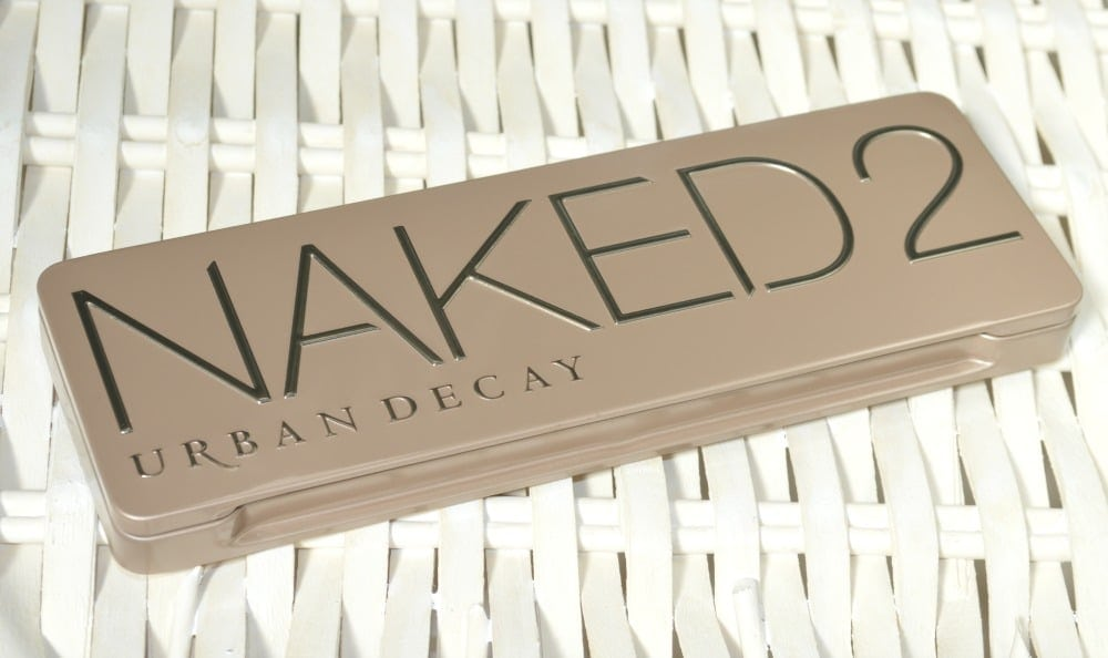 Urban Decay Naked 2 Eyeshadow Palette Review and Swatches