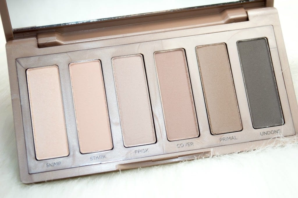 Urban Decay Naked Basics 2 Palette Review / Swatches