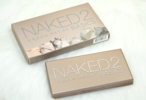 Urban Decay Naked Basics 2 Palette Review / Swatches 3