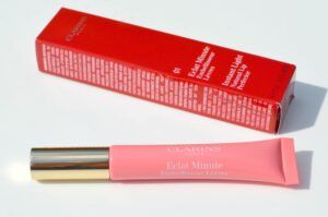 Clarins Instant Light Natural Lip Perfector Review and Swatches 3