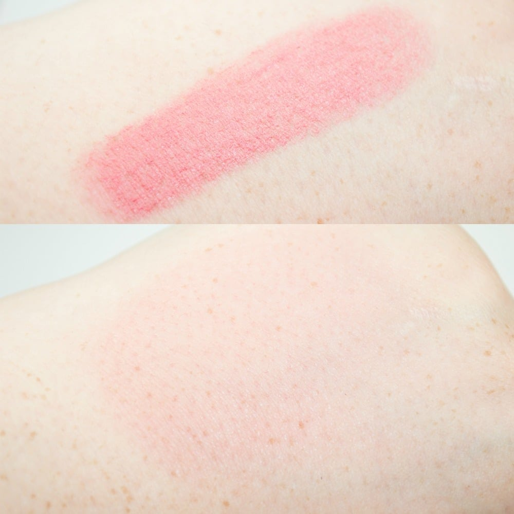 Swatches of Roly Poly Rosy
