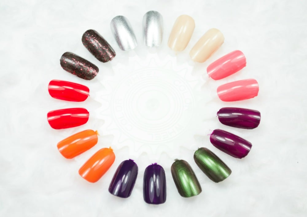 OPI Coca-Cola Nail Lacquer Collection