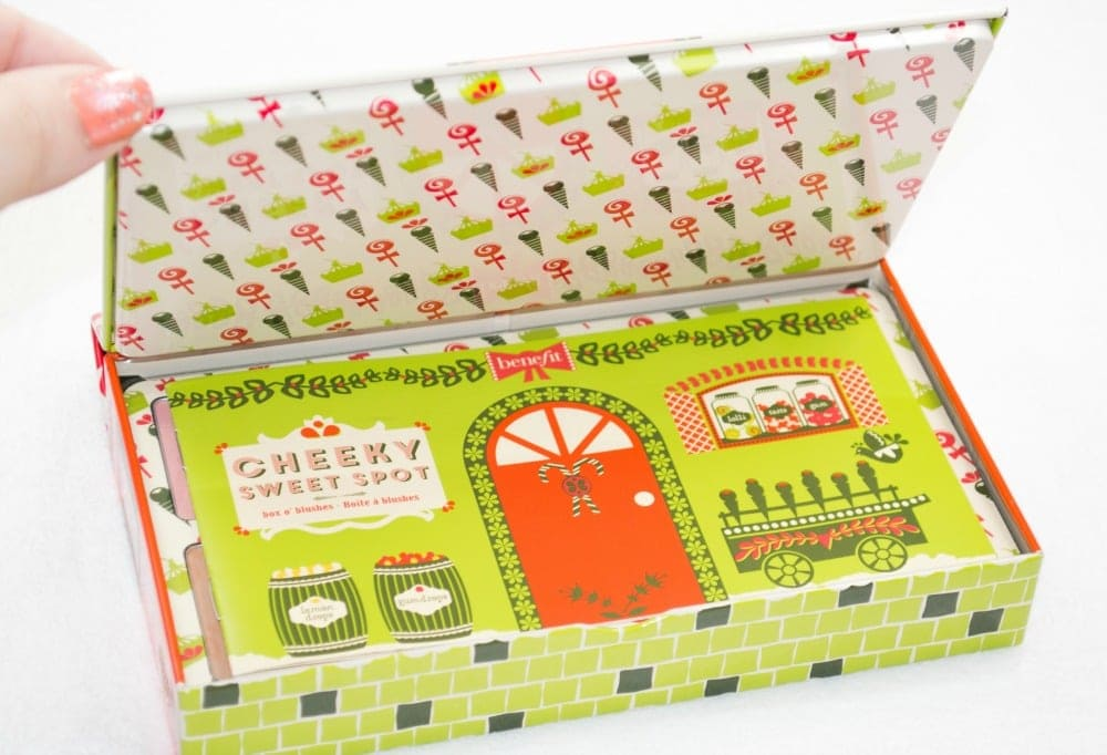 Benefit Cheeky Sweet Spot Gift Set | Christmas Gift Guide