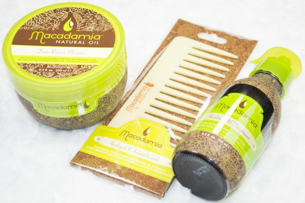 Macadamia Natural Oil Healing Oil Treatment Review