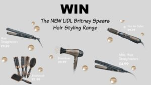 Lidl Britney Hair Care Giveaway 3