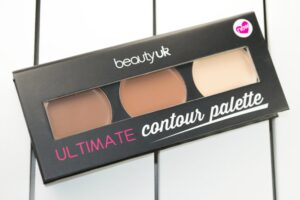 Beauty UK Ultimate Contour Palette Review / Swatches 3