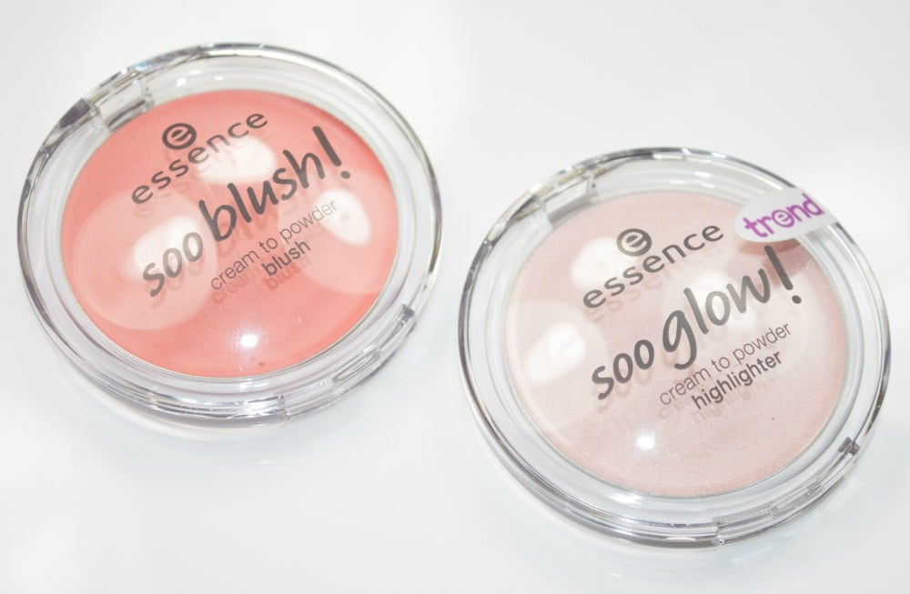 Essence Soo Blush! and Soo Highlight! Review / Swatches