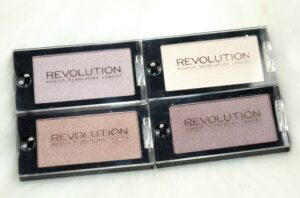Makeup Revolution Mono Eyeshadows Review / Swatches 3