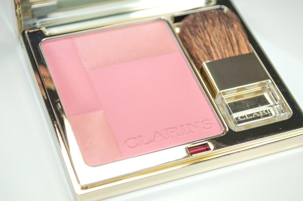 Clarins Sweet Rose Blush Prodige Illuminating Cheek Colour Review and Swatches