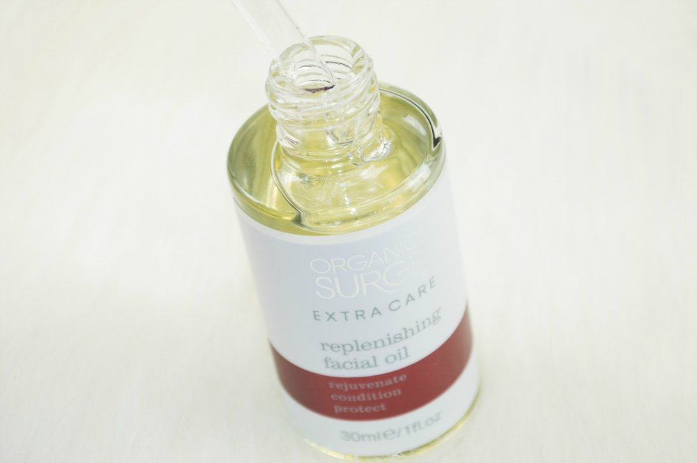 Organic Surge Replenishing Facial Oil