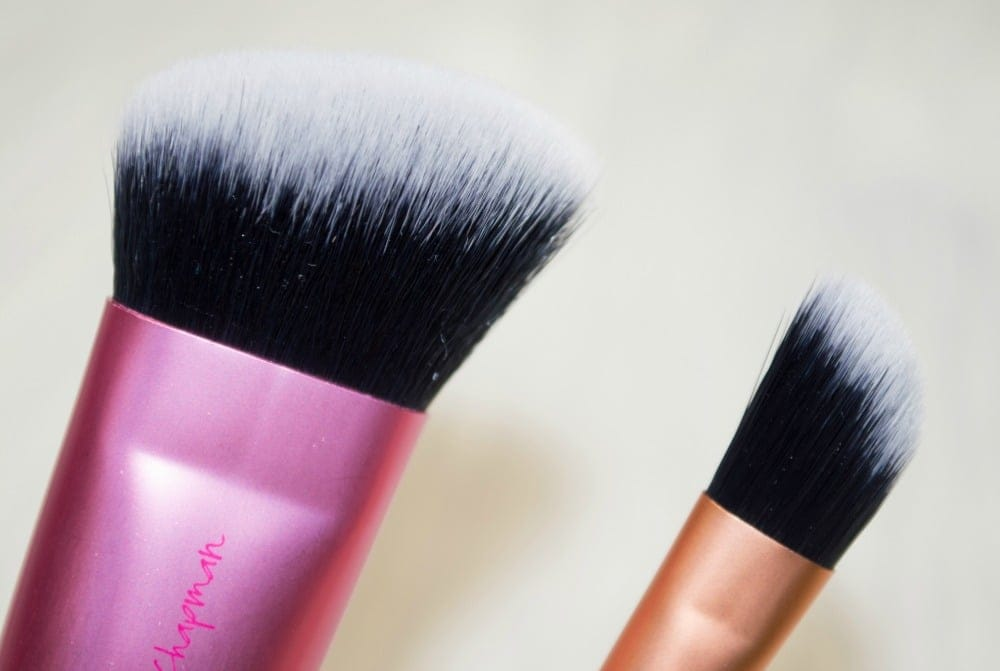 Real Techniques Sculpting Brush & Real Techniques Concealer Brush
