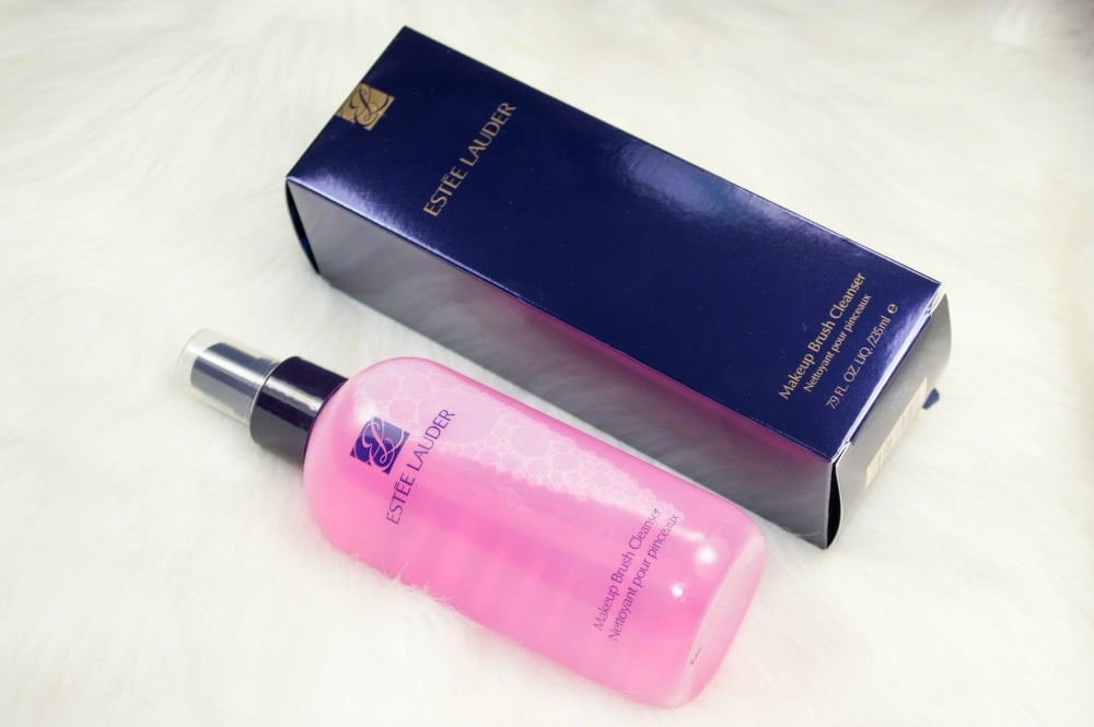 Estée Lauder Makeup Brush Cleanser Review