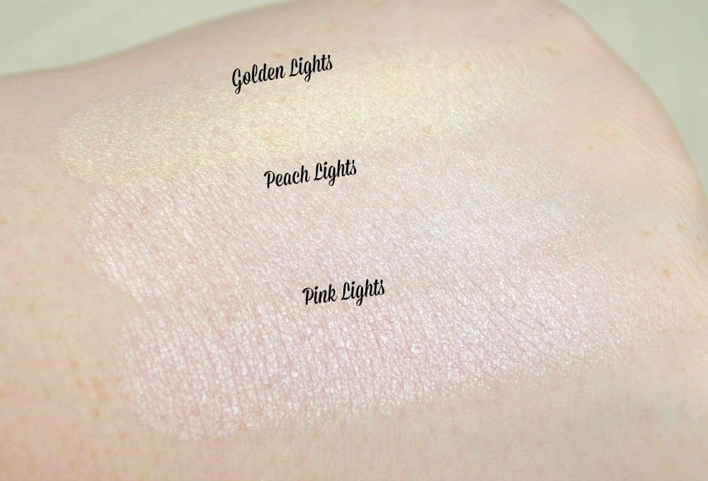 Makeup Revolution Highlight Highlighting Powder Palette