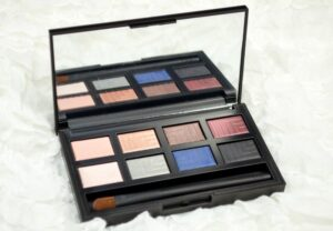 NARS Dual Intensity Eyeshadow Palette Review and Swatches 3
