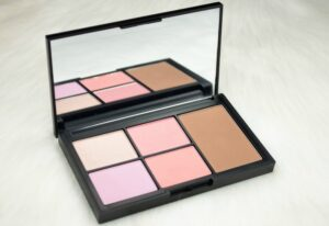 NARS Virtual Domination Palette Review / Swatches 3