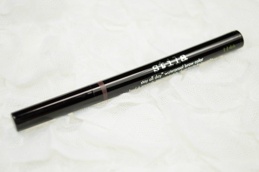 Stila Stay All Day Waterproof Brow Color Review and Swatches