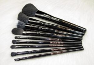 Makeup Revolution Pro Makeup Brush Collection Review 3