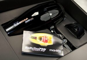 BaByliss Pro ItaliaBRAVA Hair Dryer Review 3