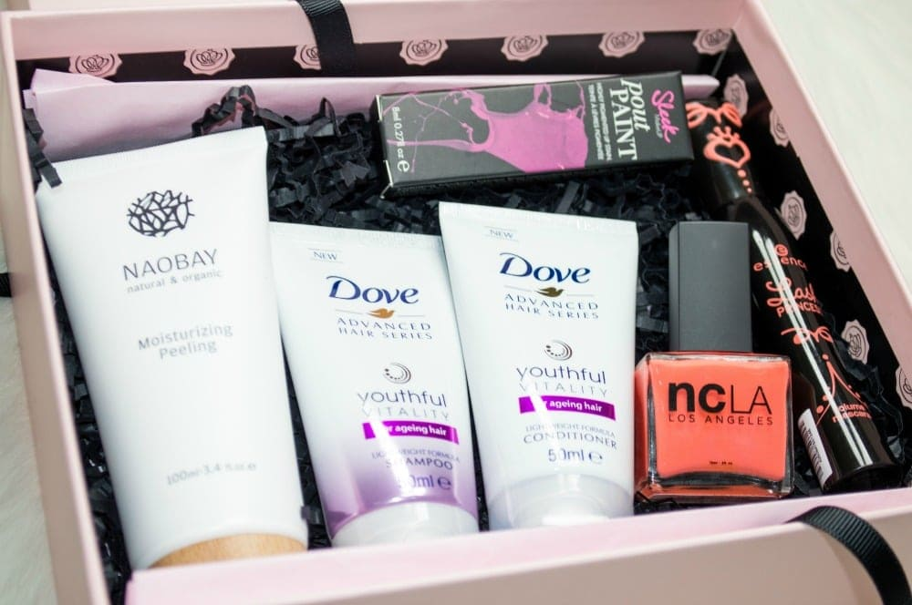 Glossybox March 2015 Contents & First Impressions