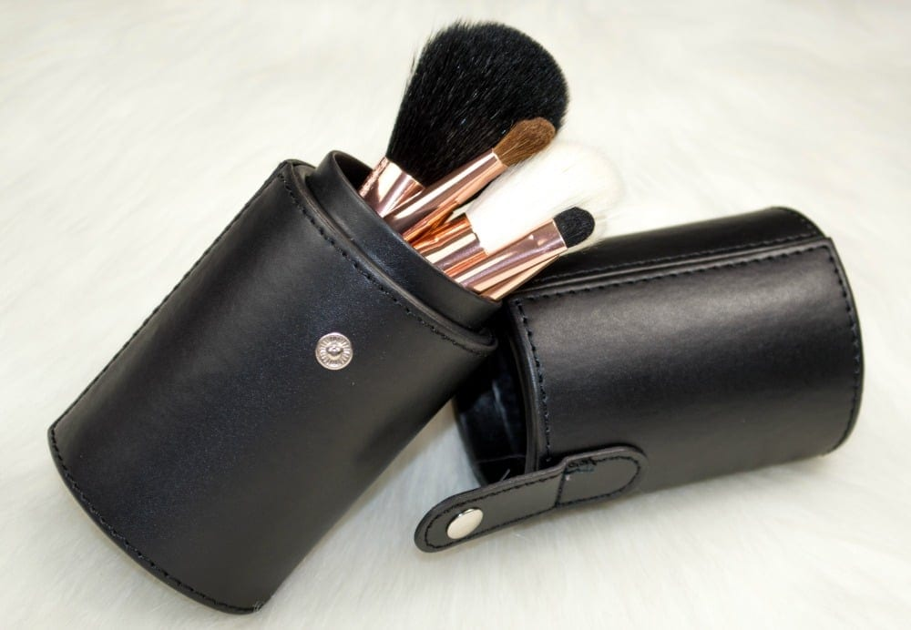 Morphe Brushes Rose Gold Brush Set Review