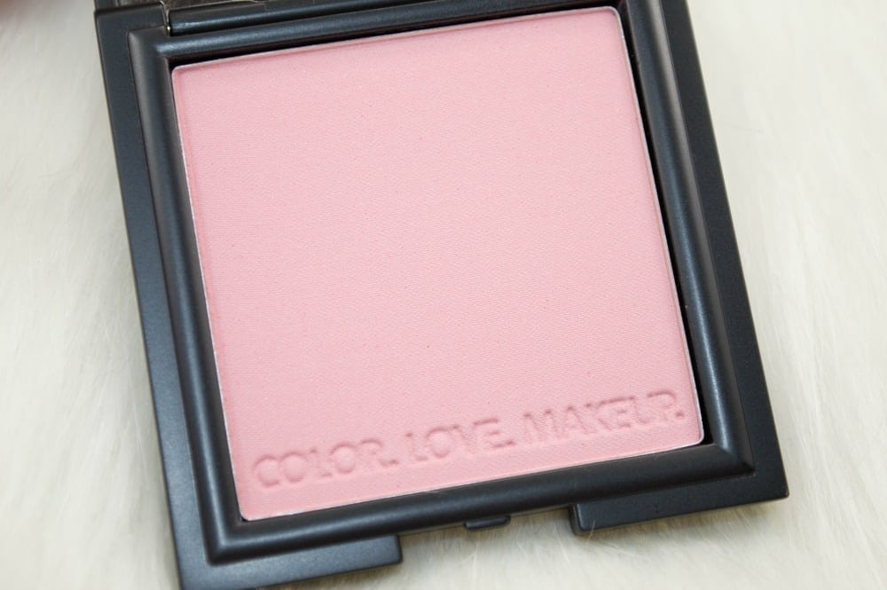 Zoeva Luxe Color Gentle Touch Blush