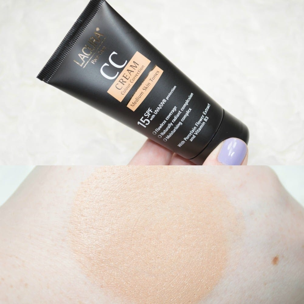 Aldi Lacura Makeup Review and Swatches