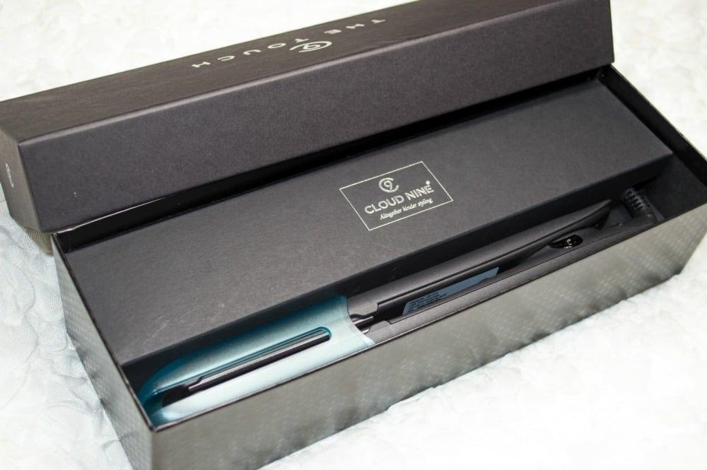Cloud Nine The Touch Hair Straightener Review