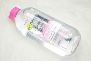 Garnier Micellar Cleansing Water 3