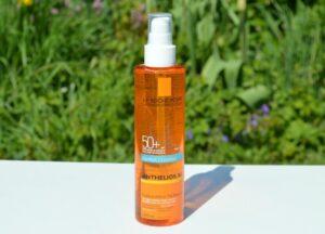 La Roche-Posay Anthelios XL Comfort Nutritive Oil SPF50+ Review