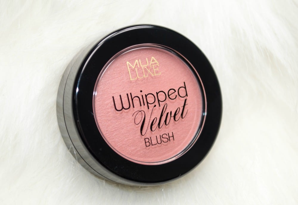 MUA Luxe Spry Whipped Velvet Blush
