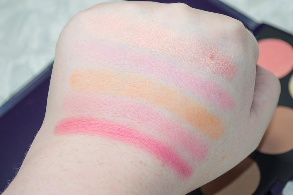 Neve Cosmetics Blushissimi Blush & Contour Palette