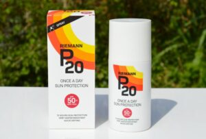 Riemann P20 Once a Day Sun Protection Review 3