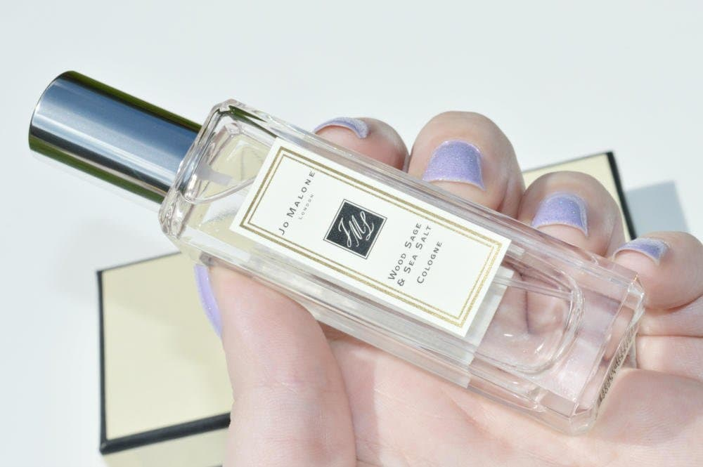 Jo Malone Wood Sage and Sea Salt Cologne Review