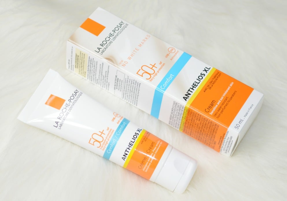 La Roche-Posay Anthelios XL Comfort Cream SPF50+ REVIEW