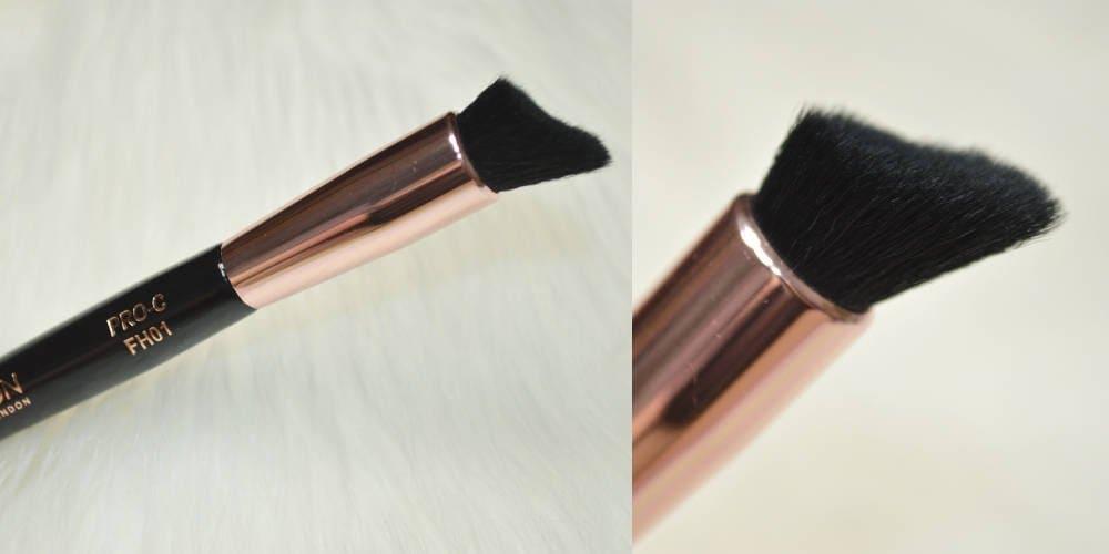 Makeup Revolution Pro Curve Contour Brushes Review