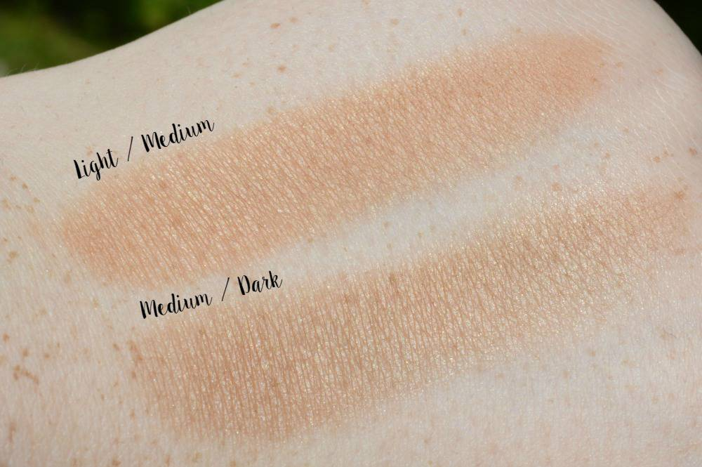 Maybelline Master Sculpt Contouring Palettes Review and Swatches
