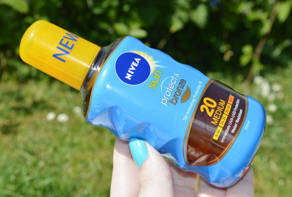Nivea SUN Protect and Bronze Collection