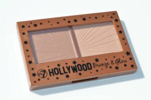 W7 Hollywood Bronze & Glow Review and Swatches - Charlotte Tilbury Bronze and Glow Dupe
