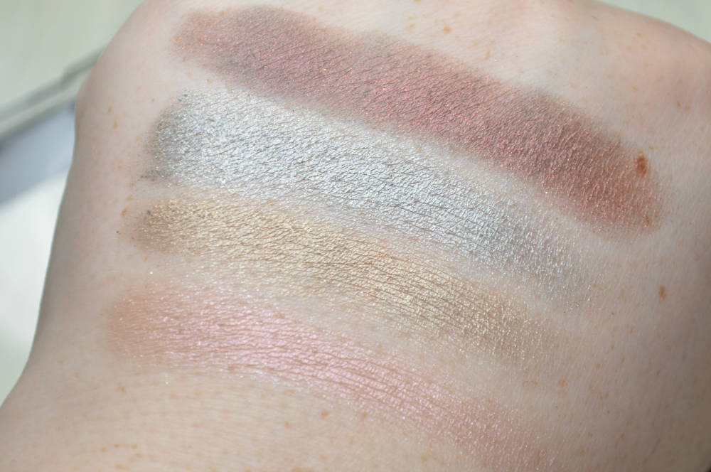 Freedom Pro 12 Romance and Jewels Eyeshadow Palette