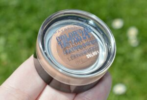 Maybelline Creamy Beige Leather Effect Color Tattoo