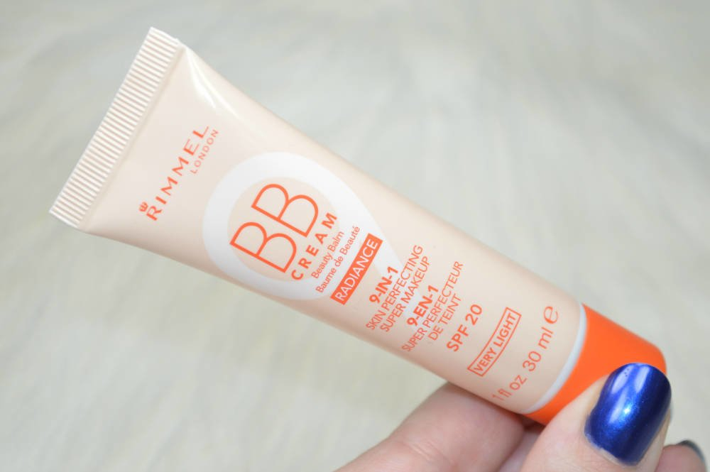 Rimmel Radiance 9 in 1 BB Cream